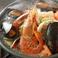 料理メニュー写真海の幸のワイン蒸し