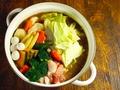 料理メニュー写真とりほのスープカレー鍋付き2時間【特選】焼き鳥食べ放題