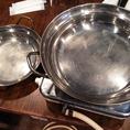 鍋やコンロの貸し出しも。お問合せください。