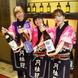 全国の日本酒を各種取り揃えております♪