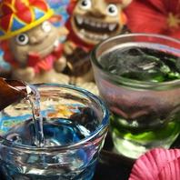 沖縄全土から泡盛を入荷!限定ボトル2000円