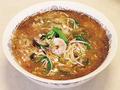料理メニュー写真酸辣湯麺(サンラータンメン)