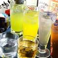 ドリンク150種飲み放題!飲み放題の種類は驚愕の150種!お酒が好きな方も苦手な方もどんな方にもお楽しみ頂けるよう豊富にご用意致しました!いっぱい飲んでって下さい♪