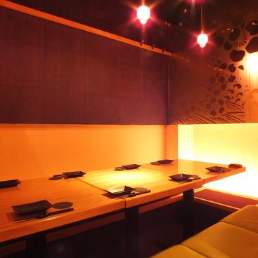 鮮や一夜 広島新天地プラザ店の雰囲気1