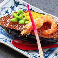 料理メニュー写真米なすの夏田楽