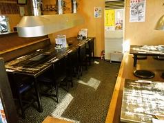 七輪焼肉炭や 本店の雰囲気1