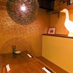 ワバルアヒル Wa Bar ahiru 古町店の雰囲気1