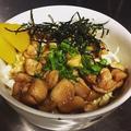 料理メニュー写真鶏丼