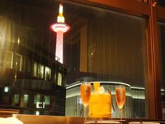 夜景ダイニング 創作和食 展望閣 京都駅前店の写真