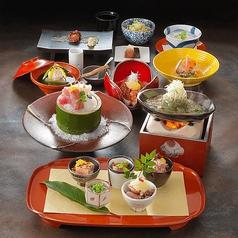 日本料理 なかのしまのコース写真