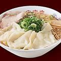 料理メニュー写真ワンタン麺
