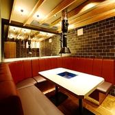 ホルモン焼肉酒場 フジ山 多治見店の雰囲気2