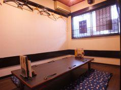 人気の完全個室は6名席ですが、最大8名様まで可能です!過去には個室がよくて10名様ではいられたこともあるとか・・・