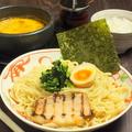 料理メニュー写真カレーつけ麺