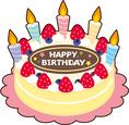 花火付ケーキで豪華にお祝いも無料◎3名様以上で記念フォトと合わせてどうぞ。