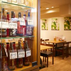 お酒はボトルキープも可能!何度でも来たくなるお店です♪!※系列店の画像です。