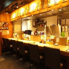【高田馬場戸山口店】カウンター席もございます!お一人様も大歓迎です!お気軽にお越しくださいませ★