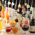 【飲み放題】100種類飲み放題⇒2時間980円!カクテル・ワイン・梅酒など女性が好きなドリンクもいっぱい♪