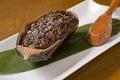 料理メニュー写真茄子の鴫味噌焼き
