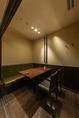 4名 テーブル半個室
