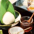 料理メニュー写真【豆冨料理】《名物》笹で包んだもっちり豆冨
