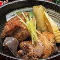 料理メニュー写真西郷さんが愛した豚骨みそ煮