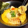 料理メニュー写真カレーらぁ麺