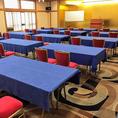 セミナーや例会などに会議室としてご利用頂けます。また会合後の宴会にも◎お気軽にお問い合わせくださいませ。