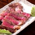 料理メニュー写真静岡特選和牛 静岡そだち 網焼きステーキ