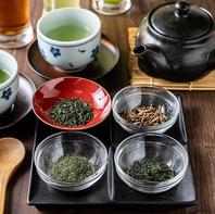 京都のお茶とお酒