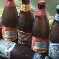 ハワイビールとおつまみ