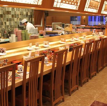 廻鮮寿司 しまなみ イオンモール倉敷店の雰囲気1