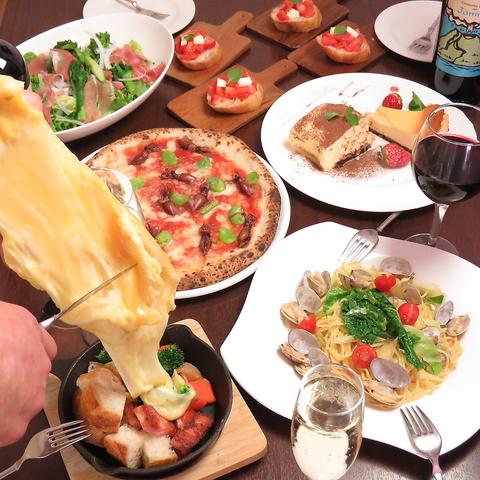 ナポリピッツァ&チーズ料理 マサオカ 茅ヶ崎