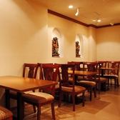 南インド料理 ダクシン DAKSHIN 東京駅八重洲店の雰囲気2