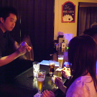 マジックバー ハーツ magic bar Heartsの雰囲気1