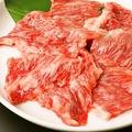 料理メニュー写真宮崎牛カルビ ~和牛の最高級A5ランクを使ったお肉~