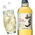 ご当地ハイボールあります!愛知県の知多半島で作られた知多ハイボール★日本の料理にとても合うお酒ですので、だしや味噌との相性バツグンです♪