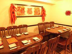 小宴会に最適なテーブル個室席