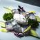 小樽産ニシンマリネ 胡瓜のサワークリーム