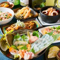 【店内生け簀完備】新鮮な広島の鮮魚を活き造りでお届け
