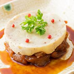 フォアグラ大根/親子丼のあたま/肉じゃがのフランス風 各種