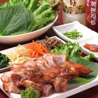 本場!韓国家庭料理を現代風にアレンジ◎