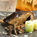 料理メニュー写真銀たらのたまり醤油焼き