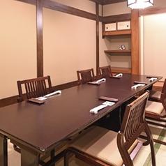3~24名様用 テーブル席の和個室