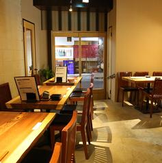 鮮魚と鴨 酒 蕎麦 みかど 西九条店の雰囲気2