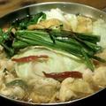 料理メニュー写真鶏すきかしわ鍋