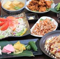 人気の2980円コースお料理9品に飲み放題2時間30分付き!