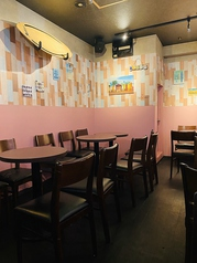 バームーンウォーク bar moon walk 天神西通り店の雰囲気1