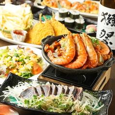 魚鮮水産 三代目網元 泉大津店のコース写真