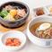 石焼ビビンバ(中)&冷麺(中)セット